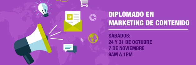 102.-Diplomado en Marketing de Contenido